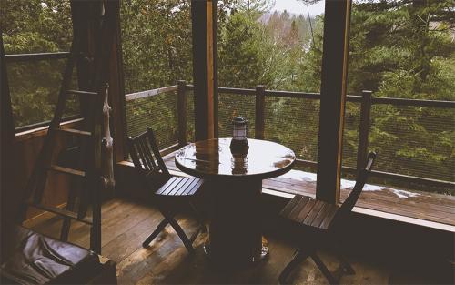 interieur cabana